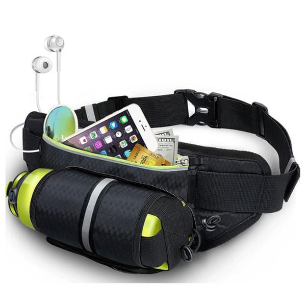 Concealed kettle sports pockets breathable mesh sports running pockets Skin comfort elastic hidden rope