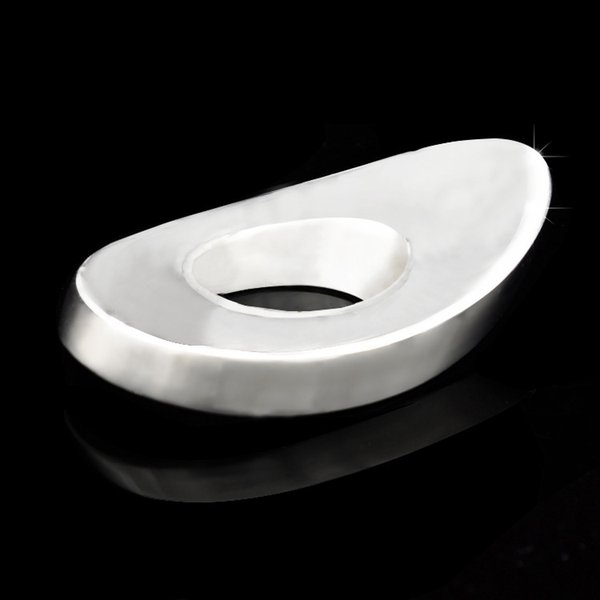 quality stainless steel penis cock ring for dick fetish play sex toys for man drop shipping XCXA265