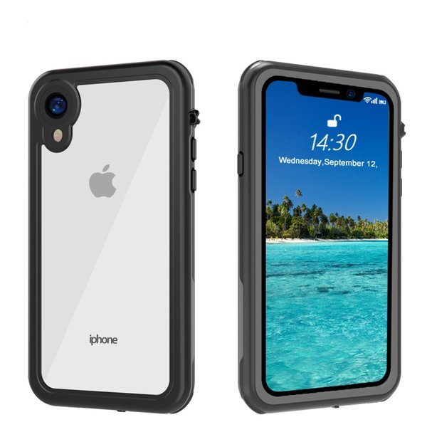 Smartphone case for iPhone 9, Full-body Rugged Clear Case with Built-in Screen Protector for iPhone 9 Shockproof case for i9
