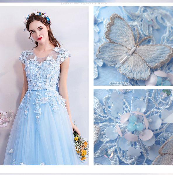 Quinceanera Dress Robe De Soiree Bridesmaid Dresses Special Occasion Gowns Evening Dresses Floor Length Prom Dresses 3918