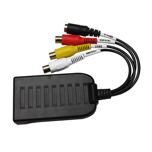 hochwertige 1080 P AV-und S-Video zu HDMI Audio Converter Adapter mit Micro-USB-Kabel für HDTV DVD