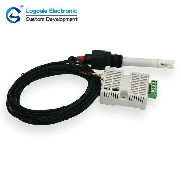 Industrial module and controller RS485 4-20ma TDS water quality electrical conductivity sensor