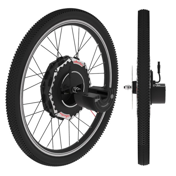 24V350W hub motor for bicycle imortor all in one electric wheel motor e bike conversion kit with 2 battery bicycle engine kit