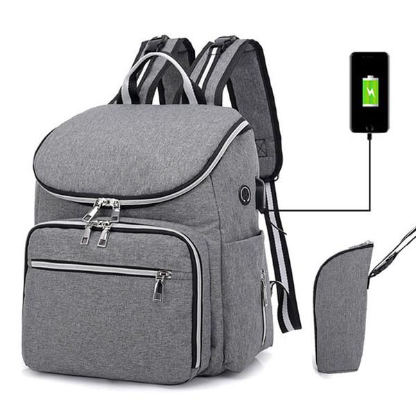Diaper Bag For Baby Stuff Nappy Bag For Mom Travel Backpack Bolsa Maternidade Stroller Nursing Baby Care