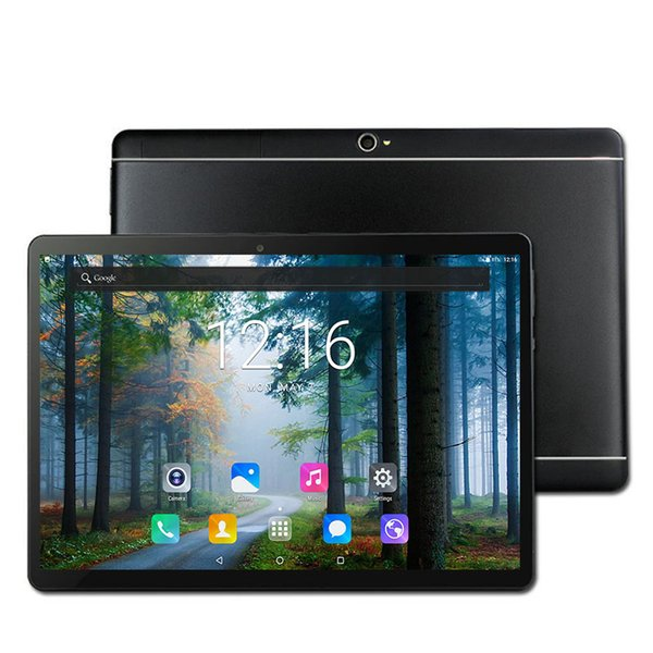 2018 Nuovo Android 7.0 OS 10 pollici tablet pc Octa core 4GB di RAM 32GB 64GB ROM 8 core 1280 * 800 IPS schermo Compresse 10.1 Gifts