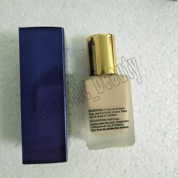 Face makeup double wear tay in place makeup foundation 30ml nude cu hion tick radiant makeup foundation dhl free