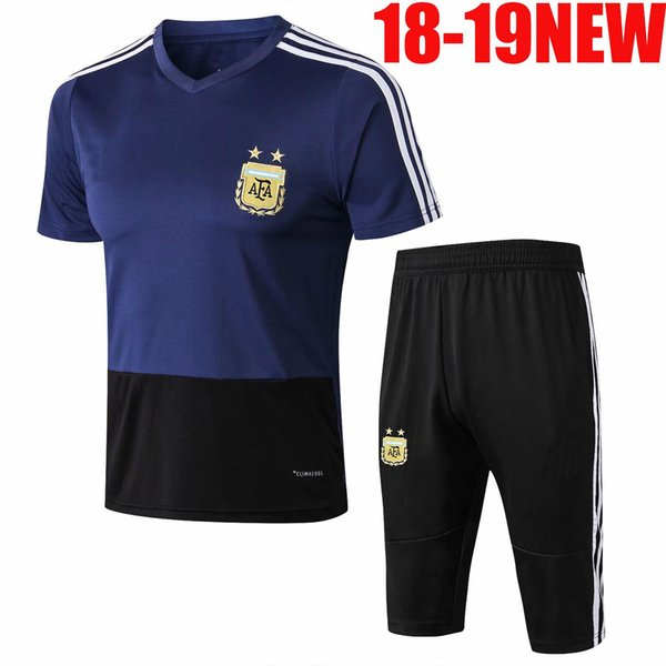 NEW 2018 2019 World Cup Soccer Spain Polo Shirt 18 19 Colombia Belgium Argentina Custom Adult Football Training suit