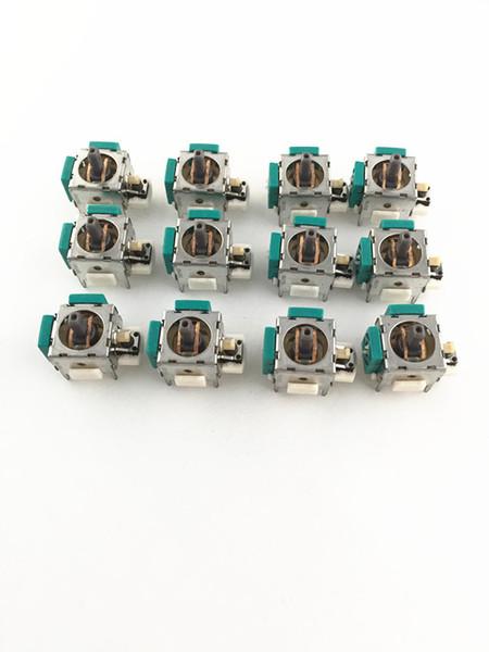 Alta calidad 50 unids / lote Controlador 3D Módulo de Sensor Palo Analógico Piezas de Reparación Joystick Potenciómetro ALPS Reemplazo Para XBOX 360 Controlador