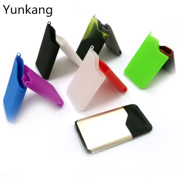 Yunkang silicon Case Cover for Icub Sourin Air Mod Decorative Protection Cover Electronic Cigarette Accessory 20pcs/lot