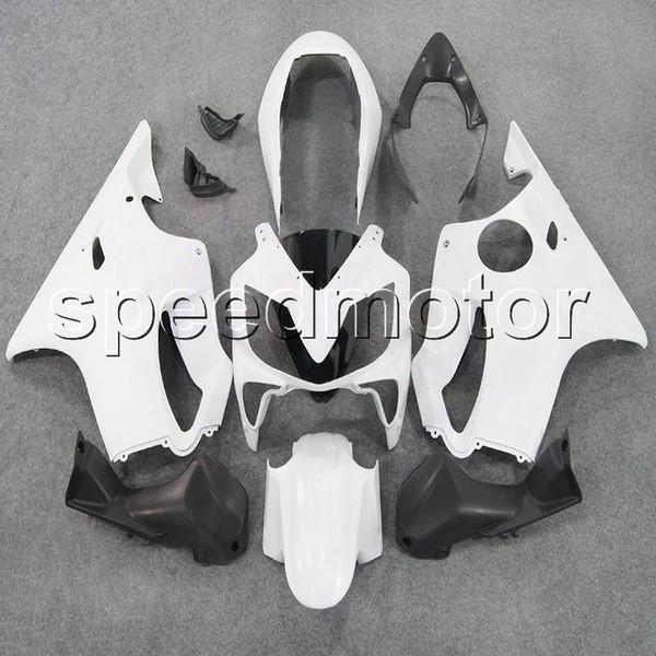 Colores + Regalos Molde de inyección blanco CBR600 F4i 04-07 Carenado de motocicleta Carenado para HONDA 2004 2005 2006 2007 CBR600F4i Kit de plástico ABS