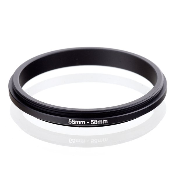 adapter price 55mm 58mm Male to Male Macro Reverse Coupling Ring Adapter for lens Mount 55 to 58