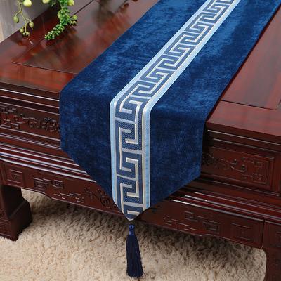 королевская синяя сетка 150x33 см