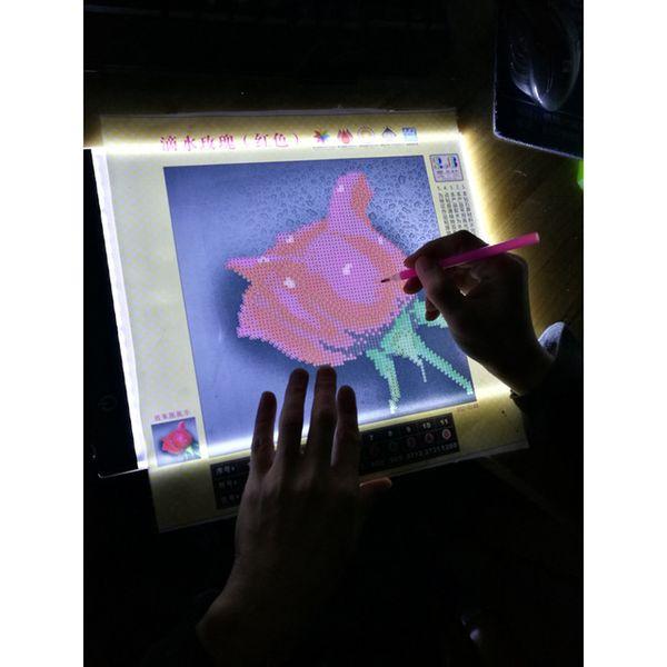 Stickerei Zubehör Pen korrigieren 5D Diamond Painting Kits Boxen mit Rhinstone