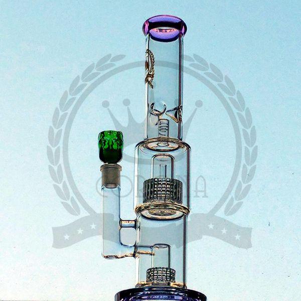 Bong Glass Breaker Bong Water Pipes Hitman Glass Juice Box Dab Oil Rigs Beaker Water Bongs Liquid Sci Glass Cereal Box Water Pipes Themed