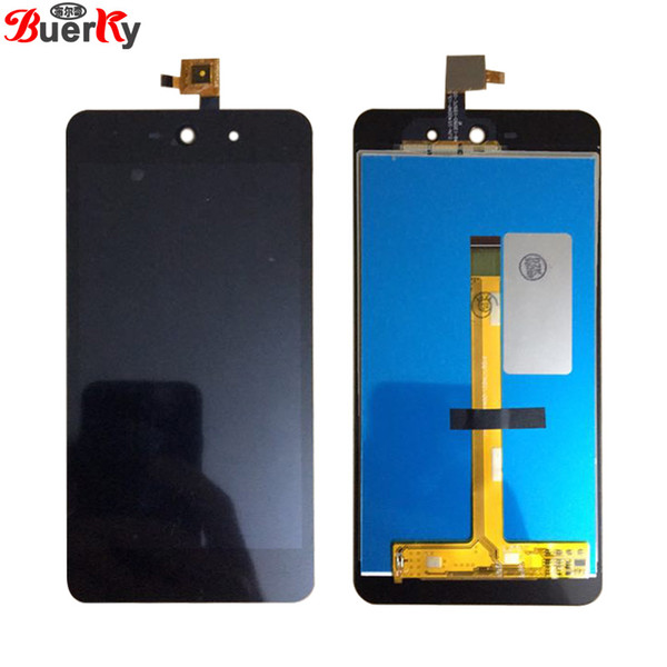 For BLU Studio C Super Camera D870 D870L LCD Display Assembly Complete with touch Digitizer sensor free shipping