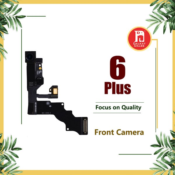 New For iPhone 6 Plus Front Small Camera Facetime Facing Cam With Proximity Light Sensor Ribbon Flex Cable Replacement Repair Spare Parts