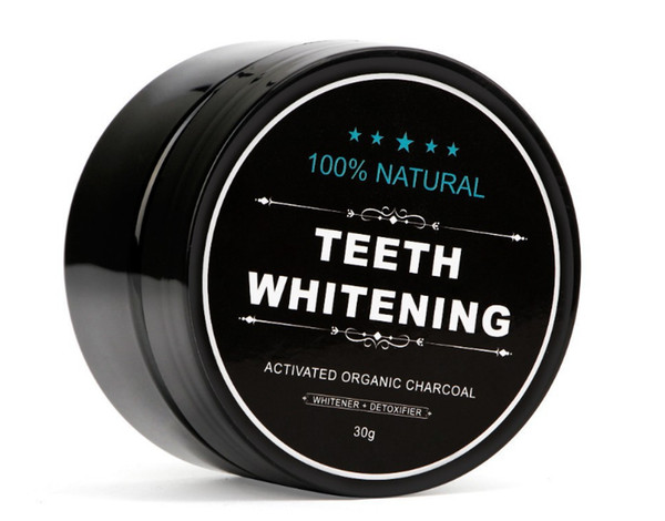 top popular New teeth white powder natural bamboo activated carbon smile powder to remove the yellow stain teeth!!Gift giving 2021