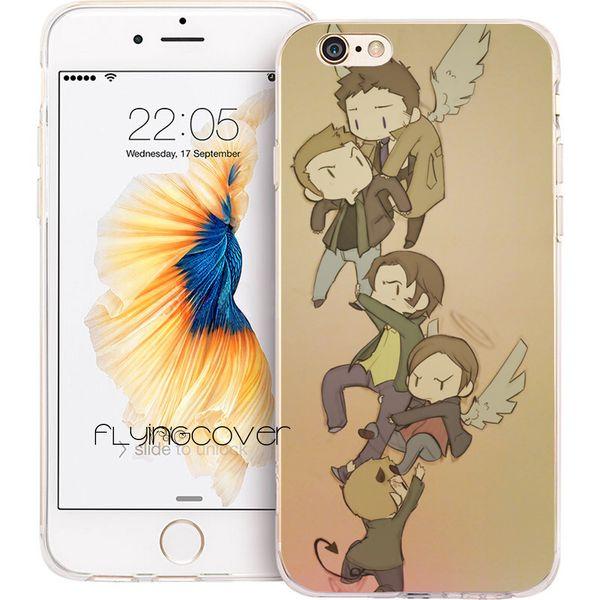 coque supernatural iphone 5