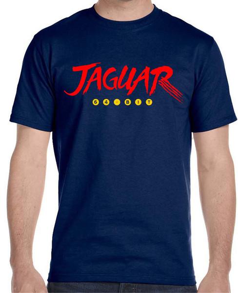 Atari Jaguar Classic Video Game T Shirt Funny free shipping Unisex Casual gift
