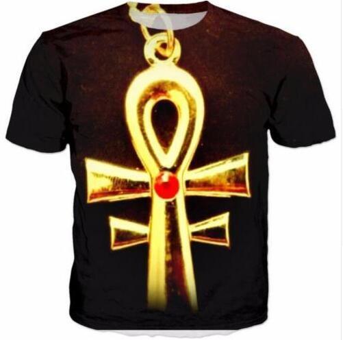 New Design AnkhTwy Funny 3D Print Casual T-Shirt Men/women Summer Short Sleeve Black T Shirts Fashion Sweats Tops Tees Clothing 6XL