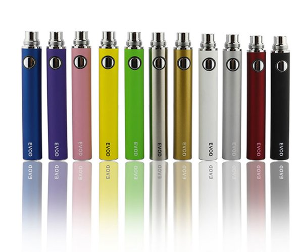 EVOD Vape Pen battery Blister kit single kits EGO 650mah 900mah 1100mah EVOD battery MT3 atomizer