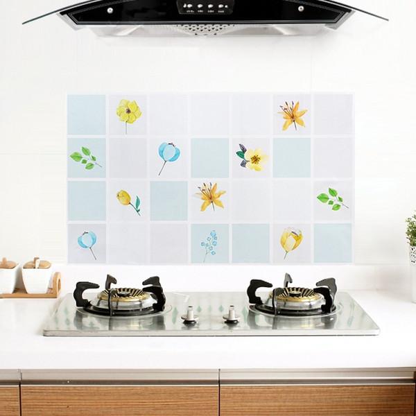 Acquista Carta Oleata Cucina Adesivo Piastrelle In Ceramica Resistente Alle  Alte Temperature Macchie Anti Polvere E Olio Facile Da Sostituire. A $1.4  ...
