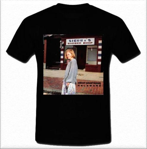 Drop Nineteens Delaware Shoegazing Band Swirlies Lilys T-shirt Tee S M L XL 2XLHipster O-neck cool tops
