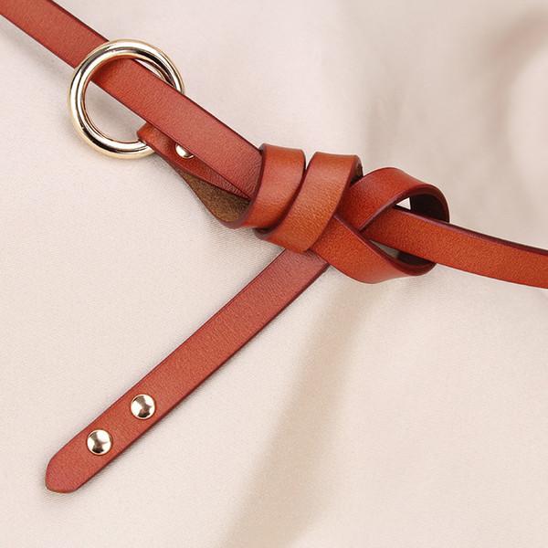 Luxury women belts cow genuine leather fashion design strap female nice quality cinto feminino original brand