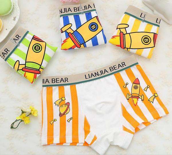 Boxer Shorts Children Underwear Boys Boxer Briefs Cotton Boxers Childs kids Underpants