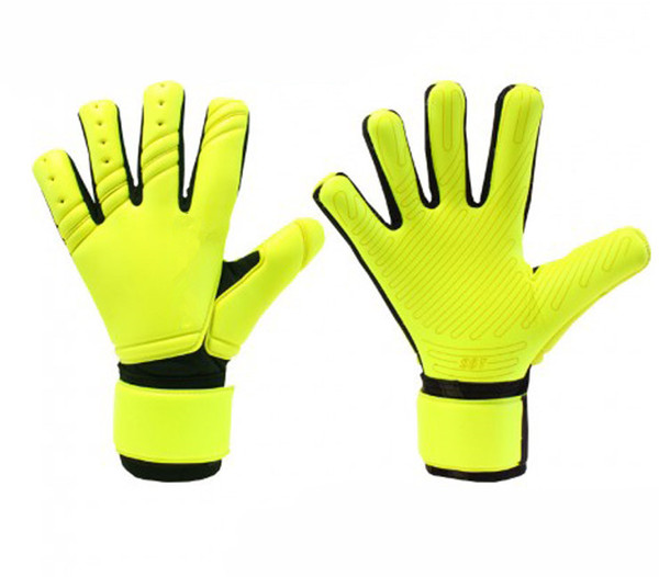 top popular New Color SGT Adult Goalkeeper Gloves Falcon Soccer Gloves Without Fingersave Soccer Professional Football Ball Gloves 2021