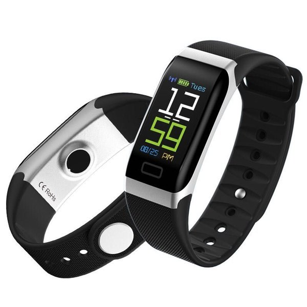 S7 Color Screen Smart Wristband Sports Bracelet Heart Rate Blood Pressure Oxygen Fitness Tracker for Samsung Galaxy S7 Edge S6 Edge