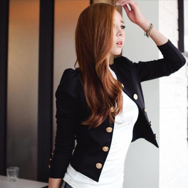KANCOOLD coats Blazers Women Casual Slim Suit Blazer Top Ladies Jacket Outwear fashion coats and jackets women 2018JUL27