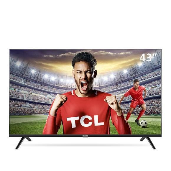 TCL 43 pouces full hd vidéo TV démarrage rapide DTS à double décodés nouvelle TV vidéo produits nouveaux chaud livraison gratuite!