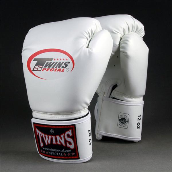 1pairs hot sale PU leather high quality muay thai kicking gear mma fighting taekwondo boxing glove