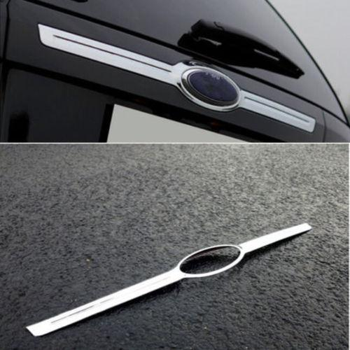 Ford Edge Accessories >> For Ford Edge 07 13 Car Auto Abs Rear Hatch Tailgate Cover Bezel Decorative Bar Trim Auto Parts Wholesale Automobile Interior Accessories From