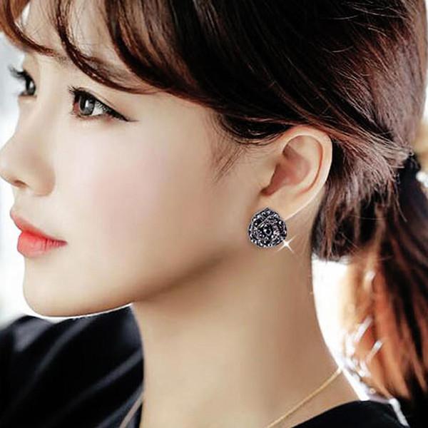 Kendra scott pandora necklace mothers day designer bracelet gold chain designer jewelry Temperament flash diamond rose earrings fashion