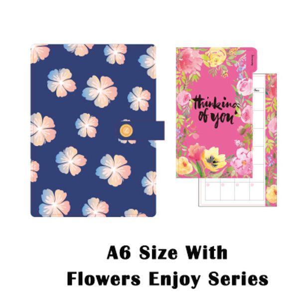 A6 Blumen genießen