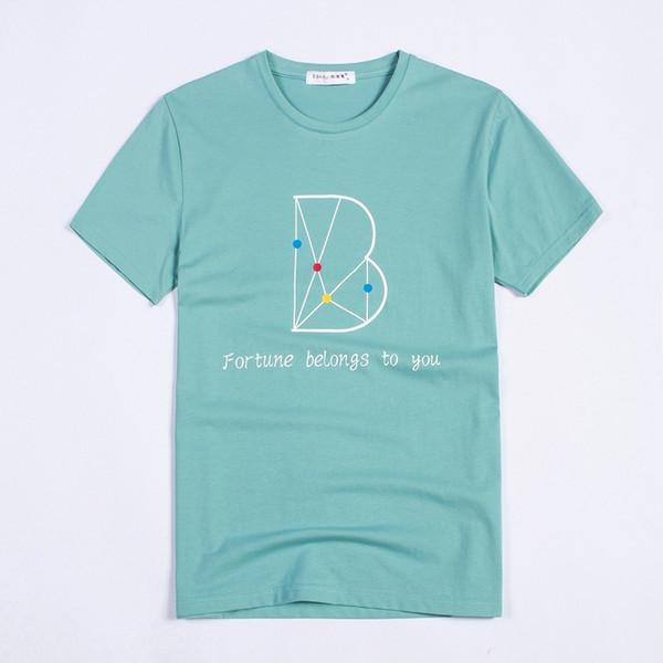 China Factory Summer Cheap Wholesale Impresión de goma Letter Logo Camiseta de manga corta
