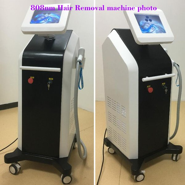 808nm diode laser hair removal machine as beauty laser skin hair machine germany laser bar 3000W high power