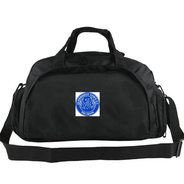 Aldershot Town duffel bags FC The Shots club tote Football backpack Exercise luggage Soccer sport shoulder duffle Outdoor sling pack