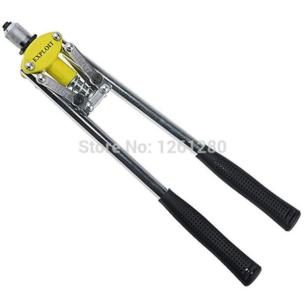 free shipping stainless steel nail gun brad nail gun manual rivet power tool hand hardware tool
