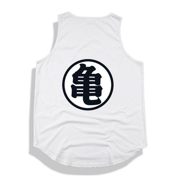 Hip Hop Dragon Ball Männer Tank Top Sommer Bodybuilding Mann T-Shirt Tops Cosplay 3d T Shirts Lässige Baumwolle Dragon Ball Z Kleidung