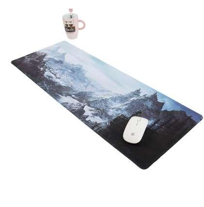 best selling 80x30cm Popular host computer stand-alone game mouse pad for the elder scrolls v skyrim large gaming mousepad 800*300mm