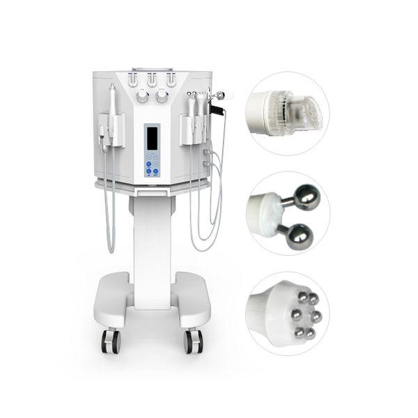 2019 Date forte puissance Hydro Peeling visage machine Rajeunissement de la peau Lifting Hydra Dermabrasion Machine DHL Livraison Gratuite