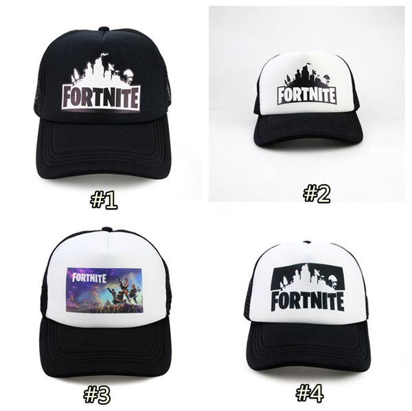 Compre Fortnite Trucker Cap Hat Game Fortnite Fans Cool Mesh Caps ...