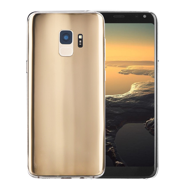3G WCDMA Goophone 9 A9 V9 Clone Quad Core MTK6580 1GB 4GB Android 7.0 GPS WiFi 8.0MP Camera Back 2.5D Glass Smartphone Show Octa Core 4G LTE