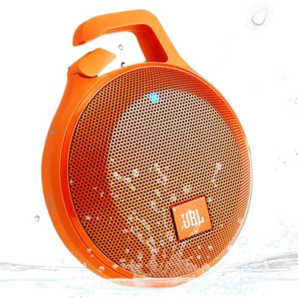J-BL Marque Clip + Et Charge 2+ Vente Mini Portable Bluetooth Haut-Parleur Sans Fil Mains Libres Mode Conçu Enceinte Extérieure Imperméable À L'eau