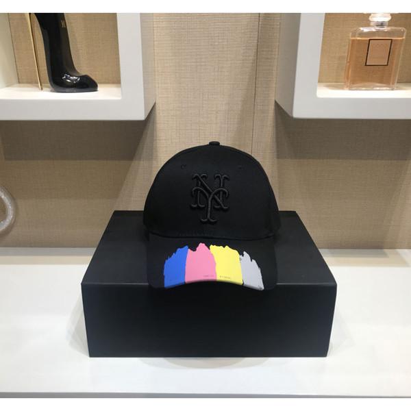 designer hats Luxury Women Men Brand Designer snapback N03 Popular Couples Mesh Baseball Cap Avant garde Patchwork Fashion Hip Hop Caps Hats