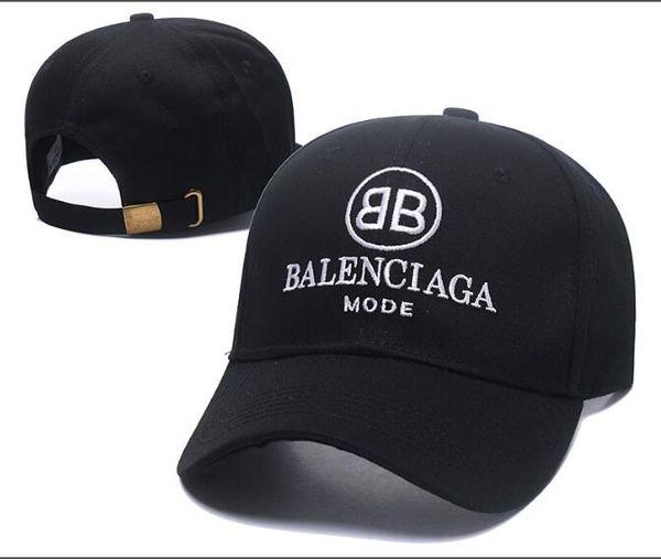2018 марка BNIB шляпа кепка Волна кола логотип 17FW Homme Дамы Мужская Мужская Красный Бейсболки Страпон черный вышитые материи вышивка шляпа каске