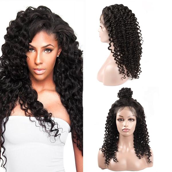 Ishow Lace Front Wigs Brazilian Malaysian